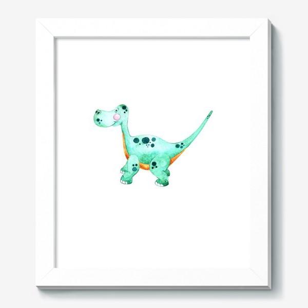 Картина «Little Dino »