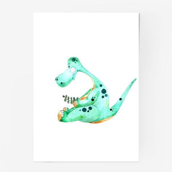 Постер «Little Dino»