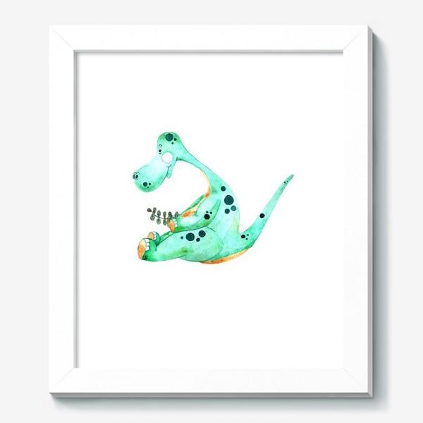 Картина «Little Dino»