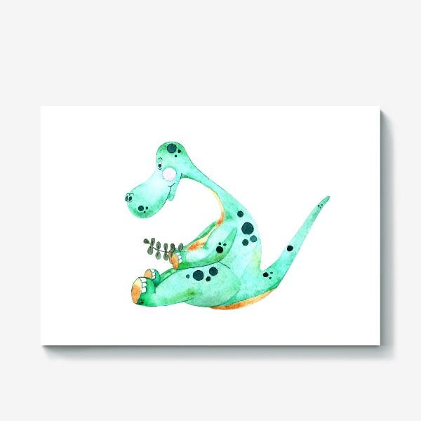 Холст «Little Dino»
