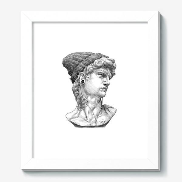Картина «Бюст Давида»