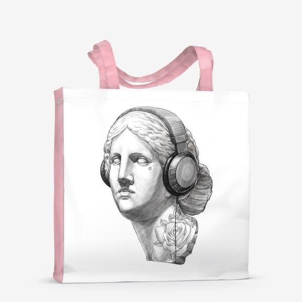 Сумка-шоппер «Бюст Венеры»