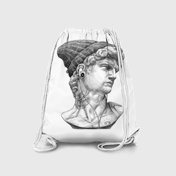 Рюкзак «Бюст Давида»