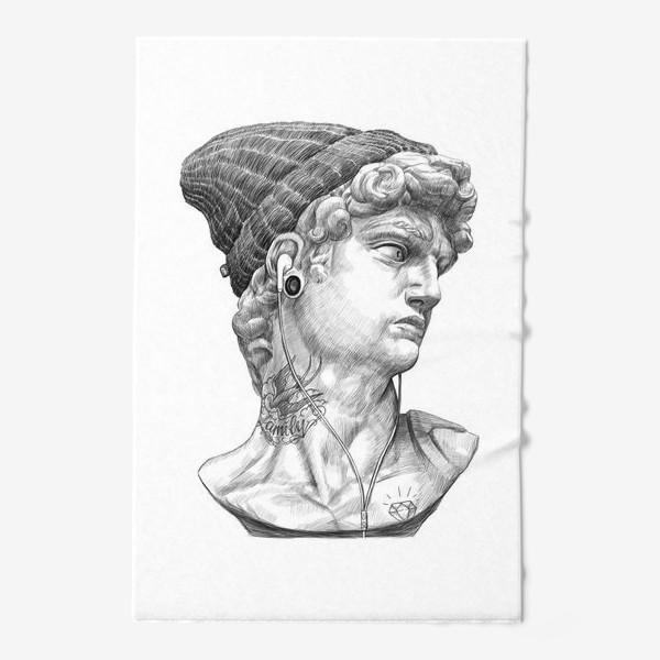Полотенце «Бюст Давида»