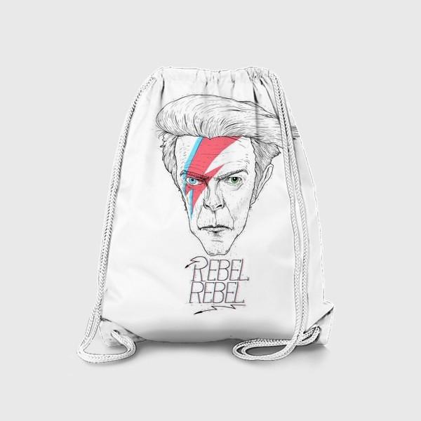Рюкзак «Дэвид Боуи»