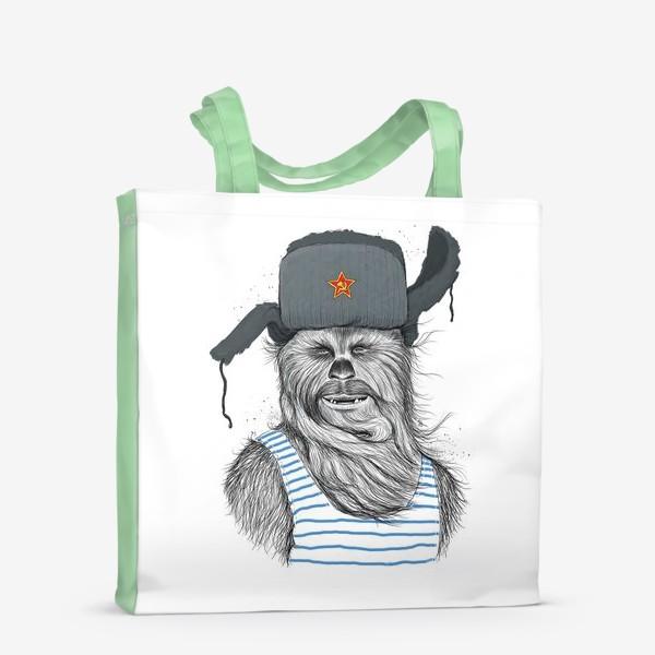 Сумка-шоппер «Русский Чубака»