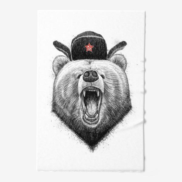 Полотенце «Сердитый Медведь»