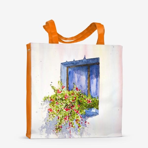 Сумка-шоппер «Окно во двор»