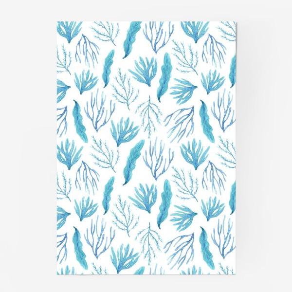 Постер «Сине-зеленые водоросли»