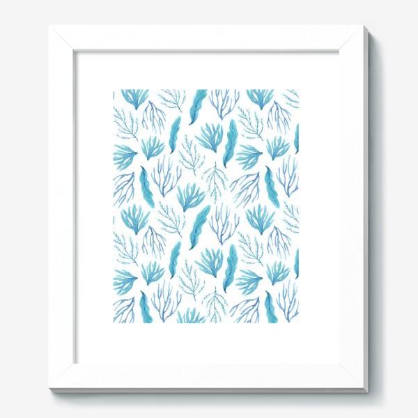 Картина «Сине-зеленые водоросли»