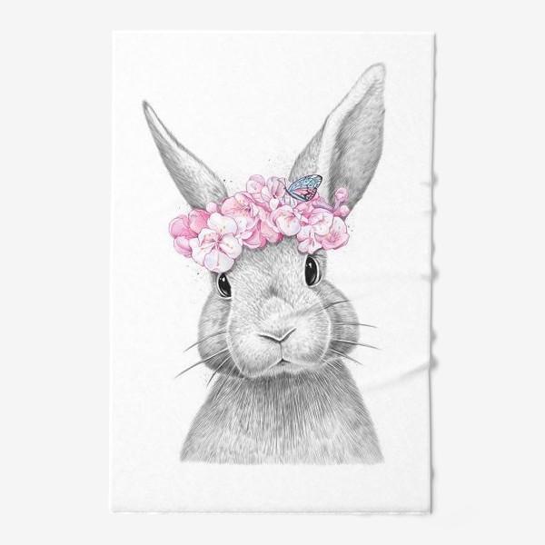 Полотенце «Весенний Кролик»