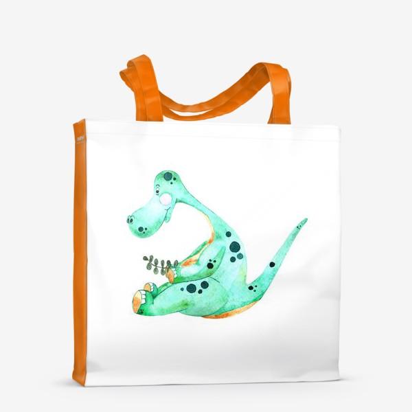 Сумка-шоппер «Little Dino»