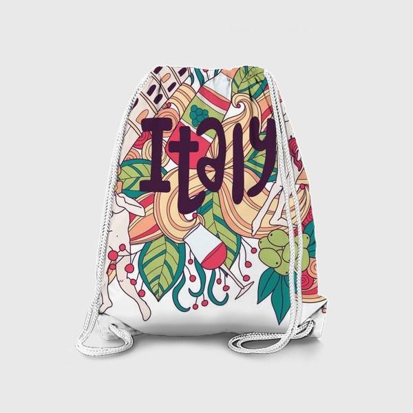 Рюкзак «Италия дудлы»
