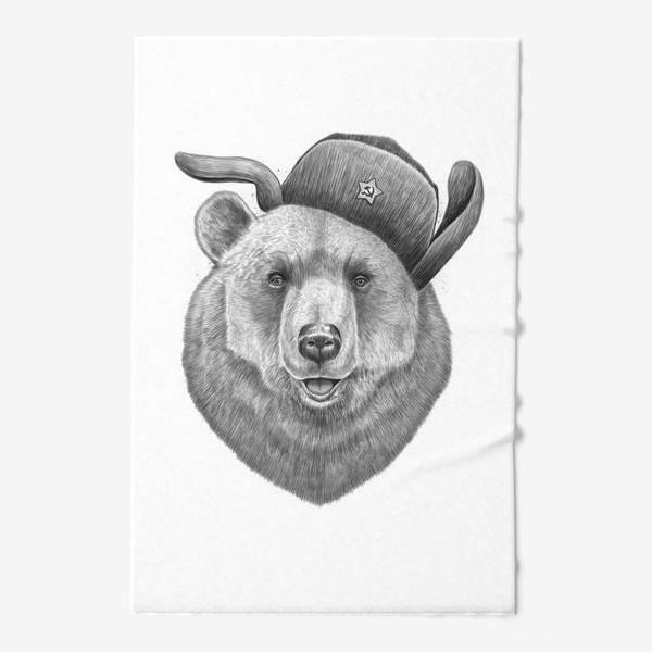 Полотенце «Русский Мишка»