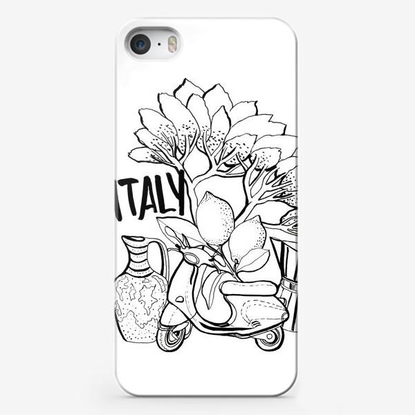Чехол iPhone «Юг Италии»