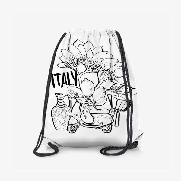 Рюкзак «Юг Италии»