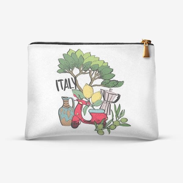 Косметичка «Вкусная Италия»