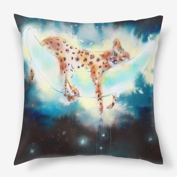 Подушка «Звездный Лео»