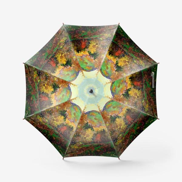 Зонт «Осень в Жигулях»
