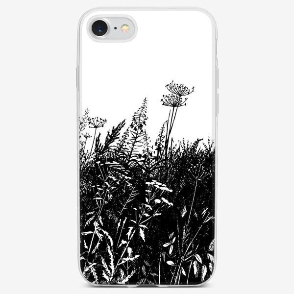 Чехол iPhone «Разнотравье»