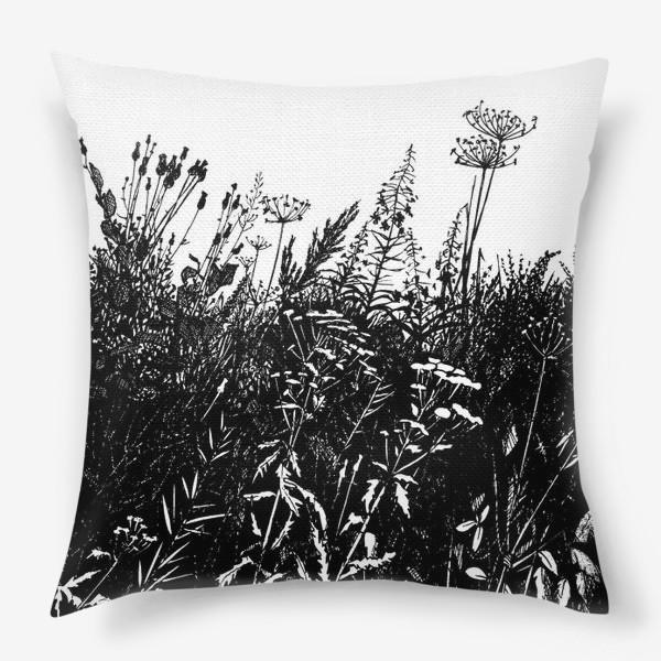 Подушка «Разнотравье»