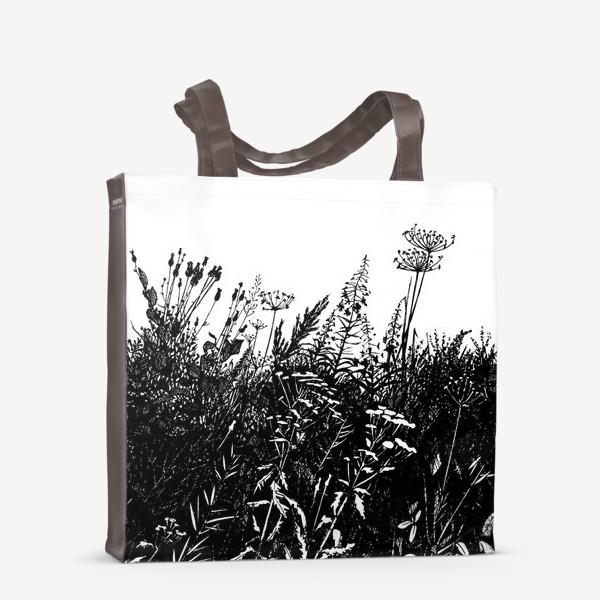 Сумка-шоппер «Разнотравье»