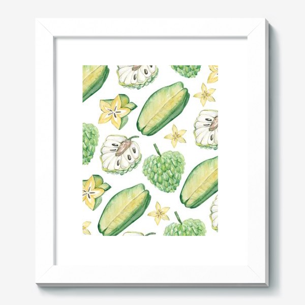 Картина «Экзотические фрукты»