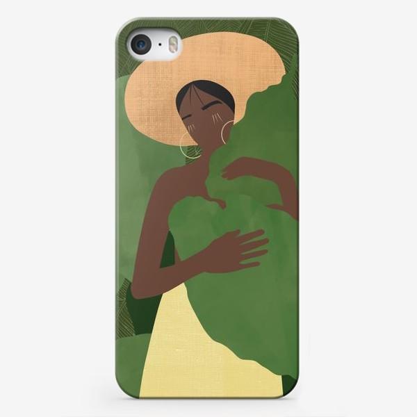 Чехол iPhone «Josephine»
