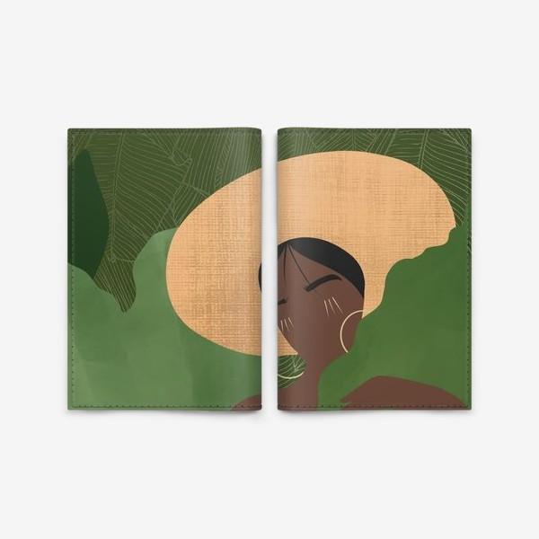 Обложка для паспорта «Josephine»