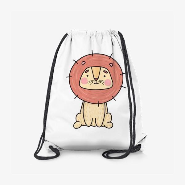Рюкзак «Львенок»