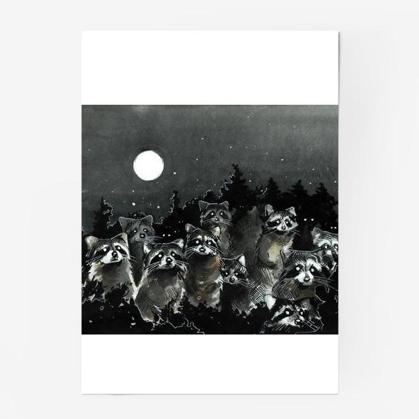 Постер «Зомби-еноты»