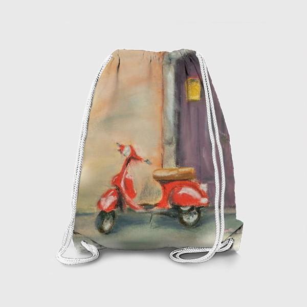Рюкзак «Мотороллер»