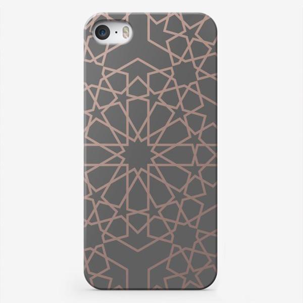 Чехол iPhone «арабский паттерн»