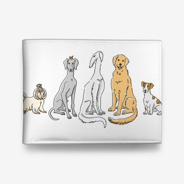 Кошелек «DOGS»