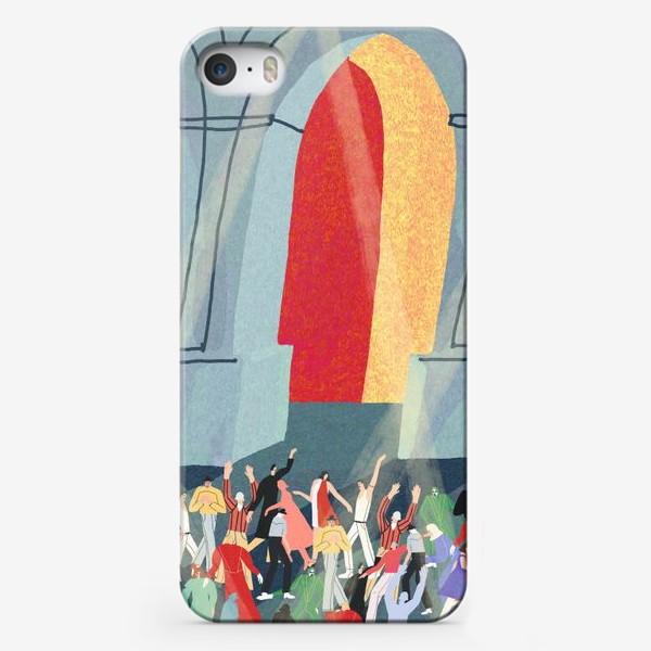 Чехол iPhone «Танцы»