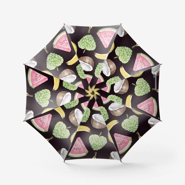 Зонт «Экзотические фрукты»