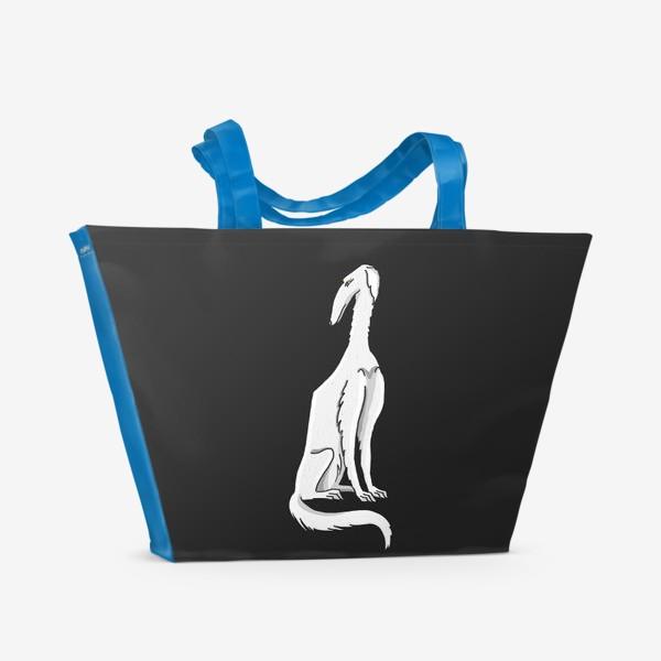 Пляжная сумка «ДРАМАТИК»