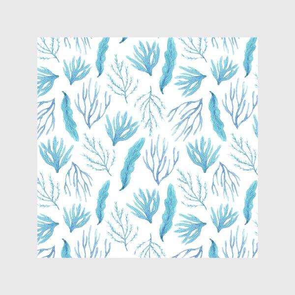 Скатерть «Сине-зеленые водоросли»