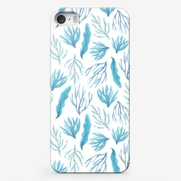 Чехол iPhone «Сине-зеленые водоросли»