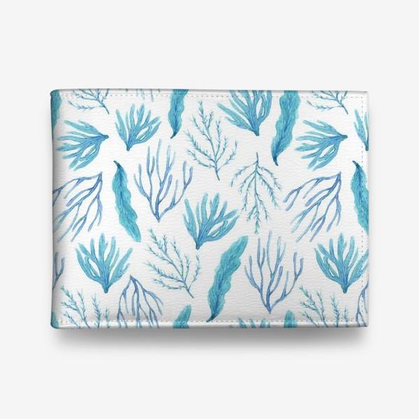 Кошелек «Сине-зеленые водоросли»