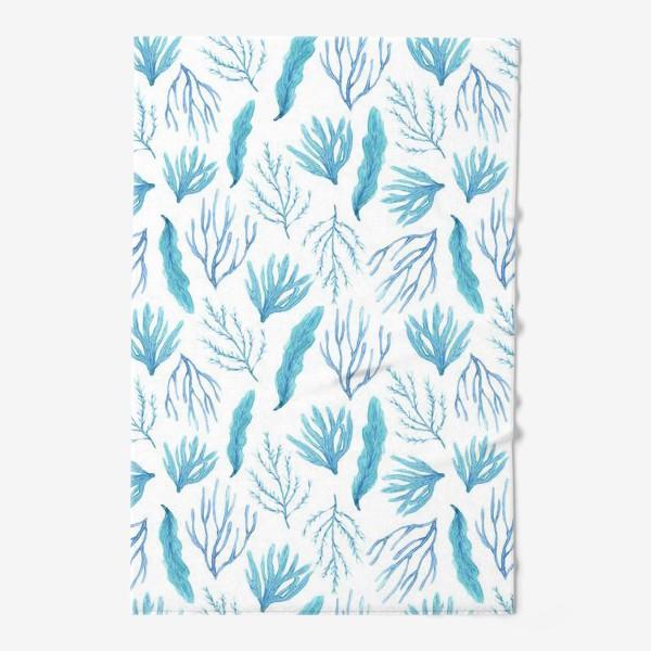 Полотенце «Сине-зеленые водоросли»