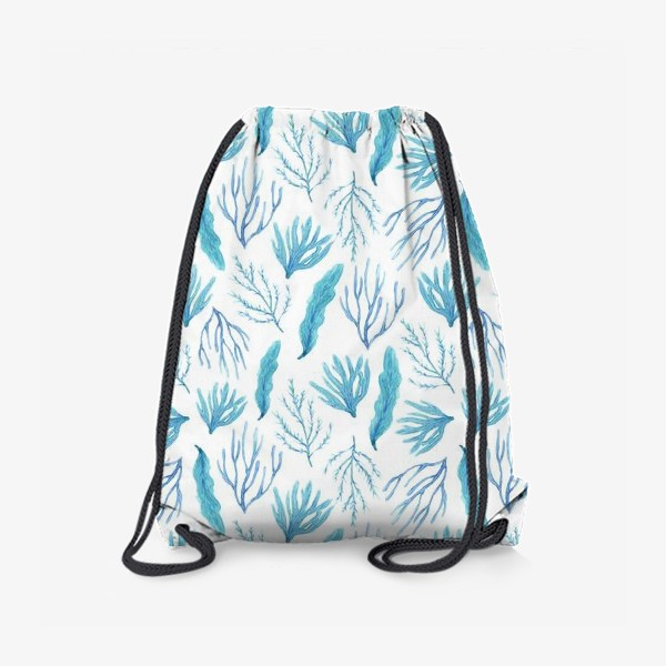 Рюкзак «Сине-зеленые водоросли»