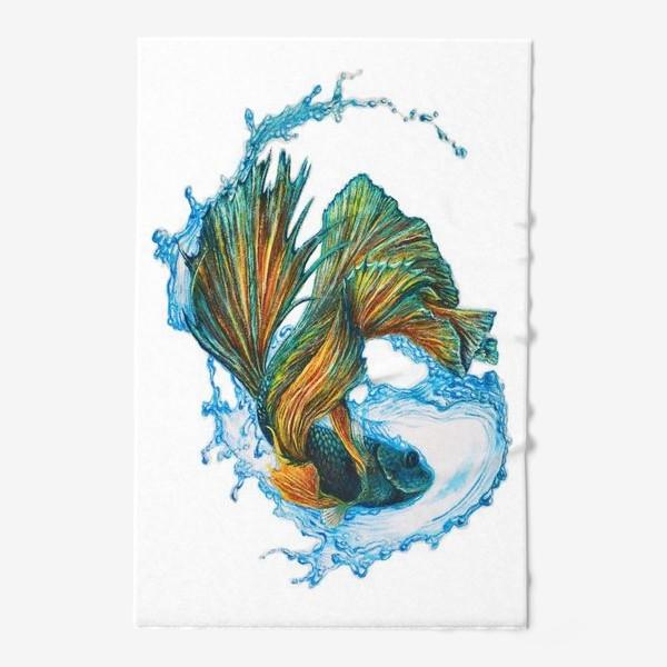 Полотенце «Рыбка»