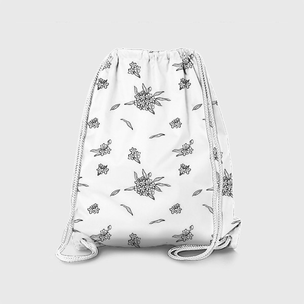 Рюкзак «Незабудки»