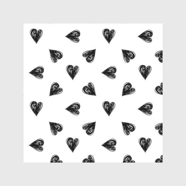 Скатерть «Сердечки»