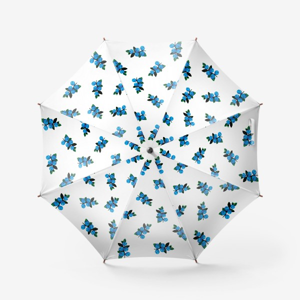 Зонт «Голубика»