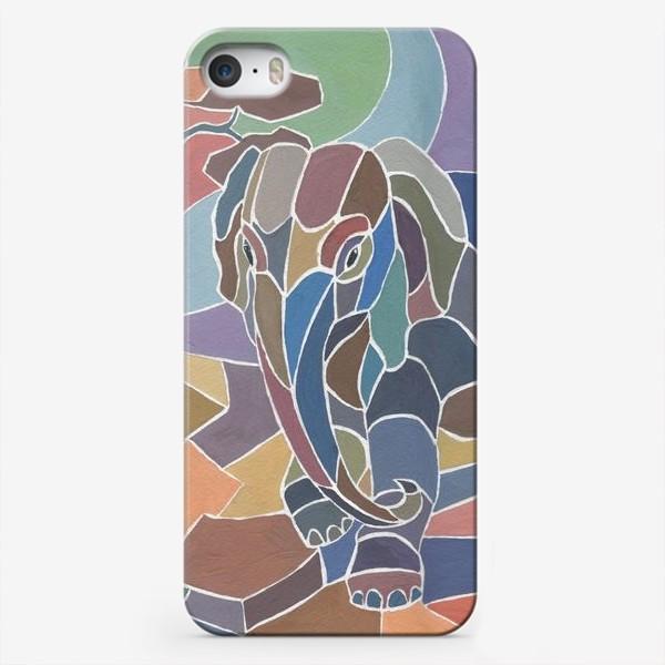Чехол iPhone «Калахари»