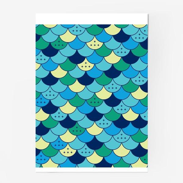 Постер «Кожа русалки»