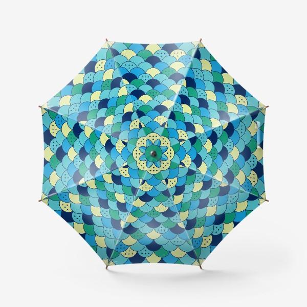 Зонт «Кожа русалки»
