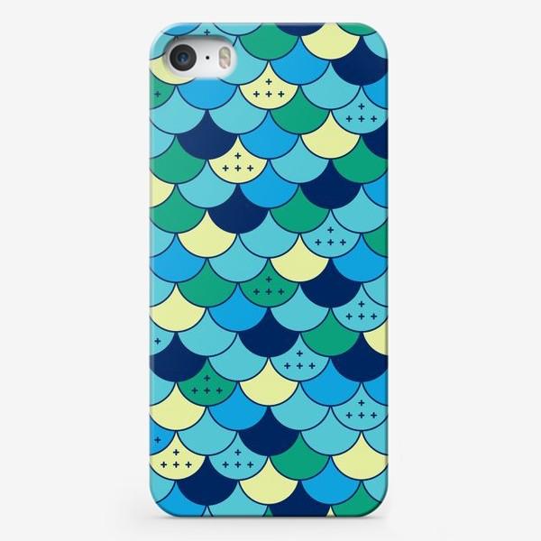 Чехол iPhone «Кожа русалки»